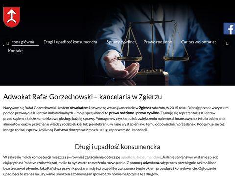 Kancelariaadwokackazgierz.pl