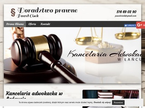 Kancelariaadwokackalancut.pl