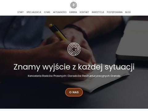 Patrycja Grenda porady prawne Poznań