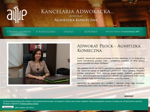 Kancelariaplock.pl adwokat Agnieszka Konieczna