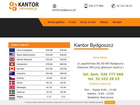 Kantor Bydgoszcz Money