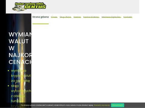 Kantorcentus.pl lombard