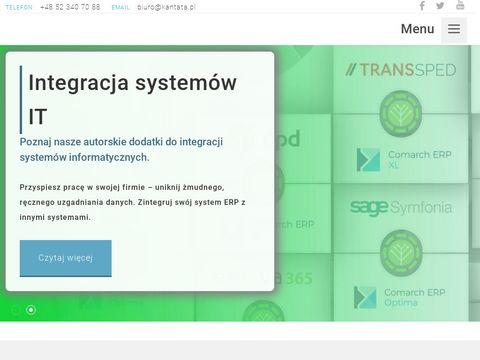 Kantata.pl oprogramowanie dla firm