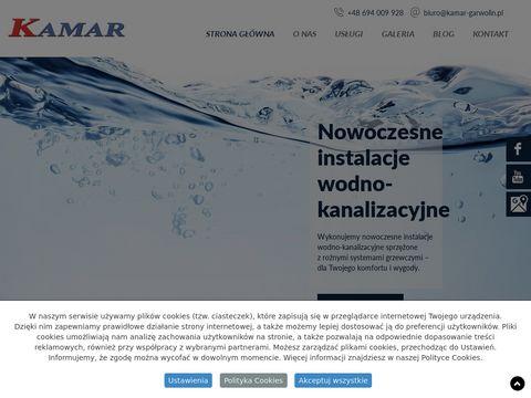 Kamar-garwolin.pl hydraulika