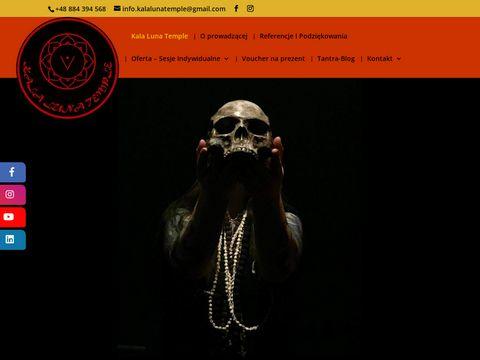 Kala Luna Temple Terapia seksualności