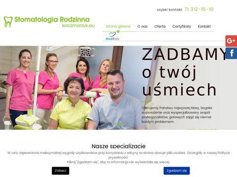 Kaczmarzyk.eu aparat ortodontyczny