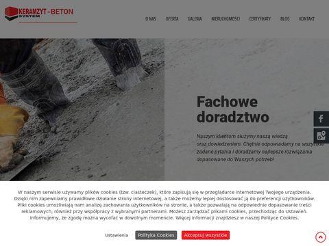 Keramzyt System pustaki Szczecin