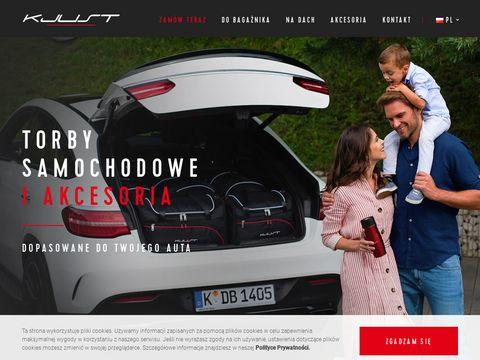 Kjust.com organizery bagażnika