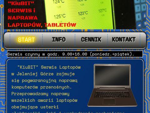 KiuBIT Specjalistyczny Serwis Laptopów