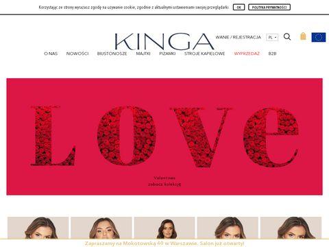 Kinga.com.pl - bielizna