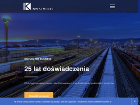 K Investments sprzedaż węgla