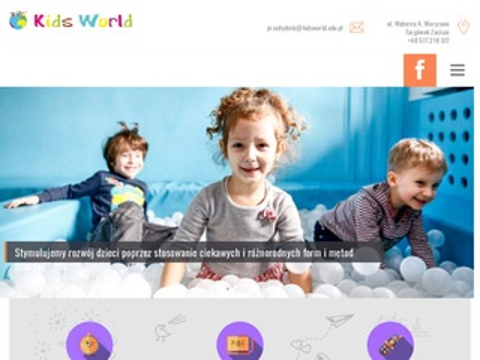 Kidsworld.edu.pl - żłobek Targówek