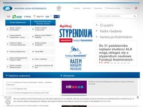 Kozminski.edu.pl studia wyższe