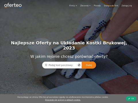 Kostka-brukowa-rzeszow.pl usługi brukarskie