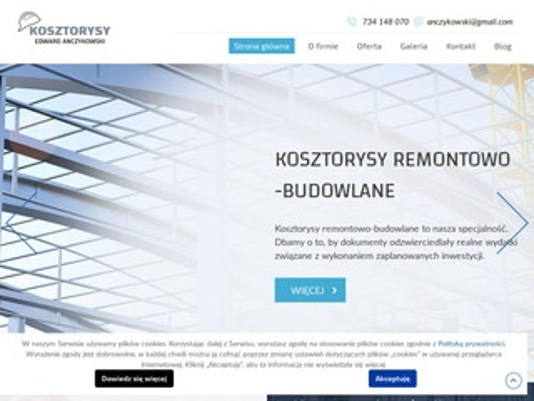 Kosztorysy-szczecin.com.pl