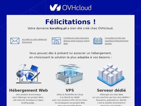 Koraliny.pl pracownia sklep decoupage warsztaty