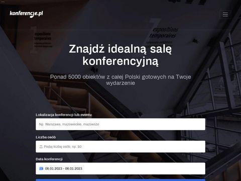 Konferencje.pl hotele