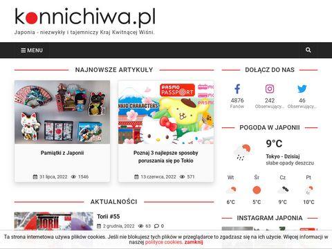 Konnichiwa.pl - Japonia
