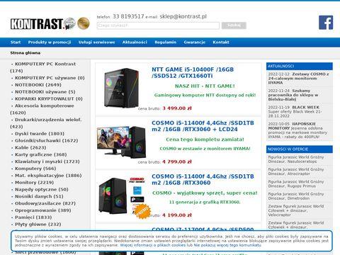 Kontrast.pl sklep komputerowy