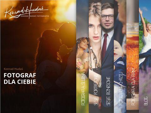 Konradhudas.pl - fotograf na ślub Białystok