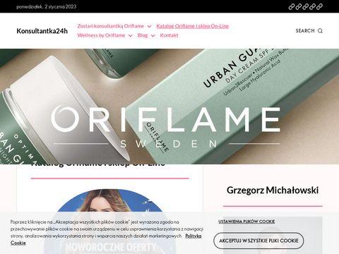 Konsultantka24h.pl - Oriflame