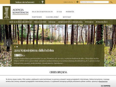 Agencja Konstancin sp. z o.o. pałac