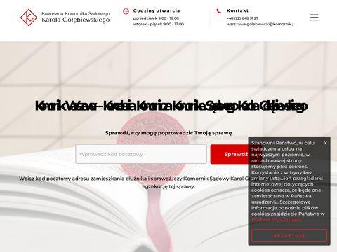 Komornikmokotow.com Warszawa