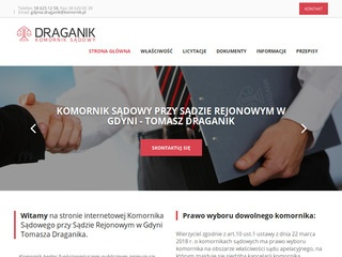 Komornikdraganik.pl