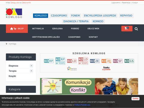 Komlogo.pl narzędzia diagnostyczne