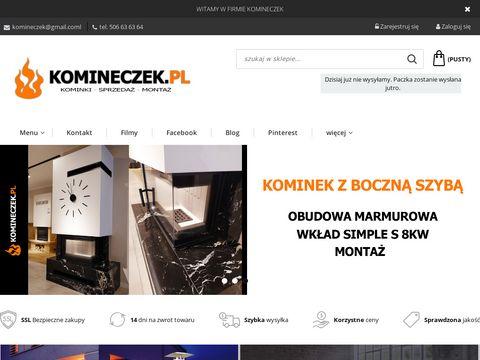 Komineczek.pl - dobre kominki kraków