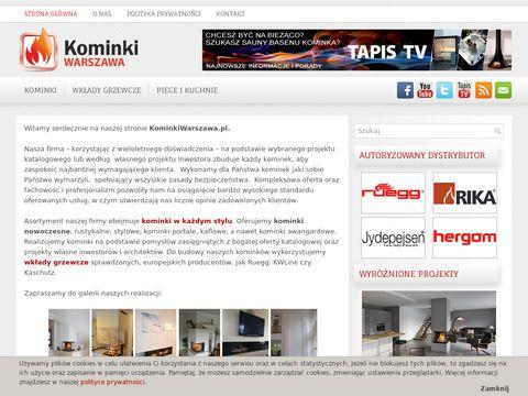 Kominkiwarszawa.pl - instalacje grzewcze