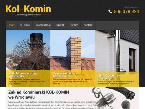 Kol-Komin kominiarz Wrocław