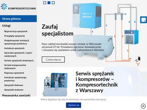 Kompresortechnik.pl części do sprężarek