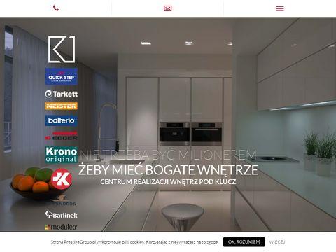 Kompleksowo.pl projektowanie wnętrz Wrocław