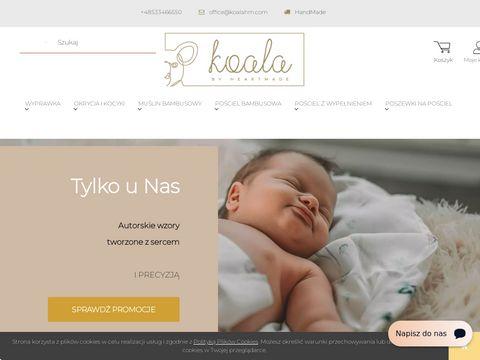 Koalahm.com HeartMade pościel akcesoria