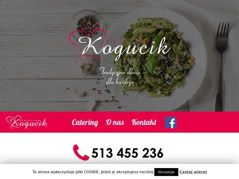 Kogucik-catering.pl - obiady domowe