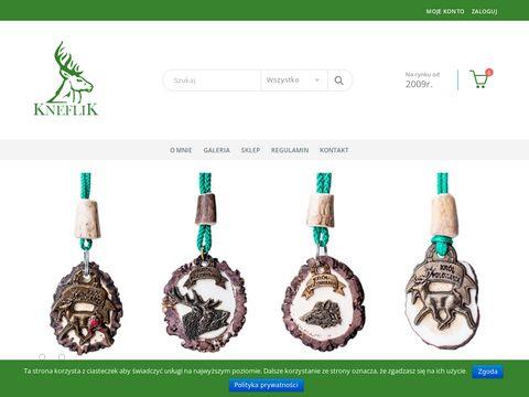 Kneflik.com.pl prezenty dla myśliwego
