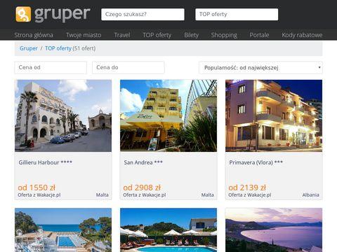 Klubznizek.pl - zakupy grupowe