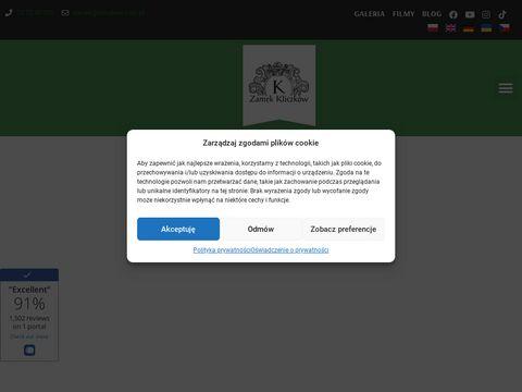 Kliczkow.com.pl hotel w zamku