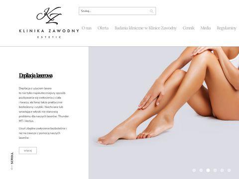 Klinikazawodny.pl