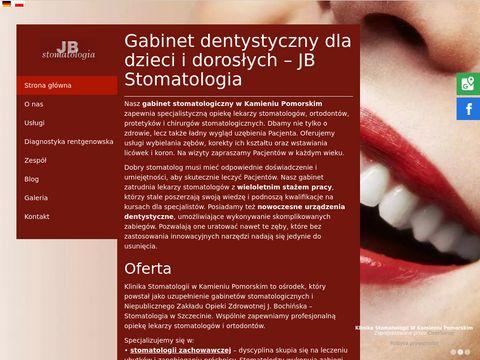 Klinika Bochinska dentysta Kamień pomorski
