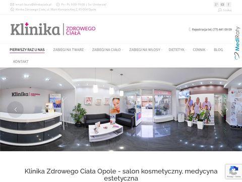 Klinikaciala.pl - SPA Opole - Mikronakłuwanie