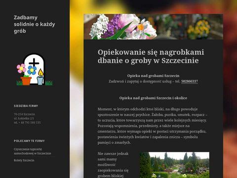 Klinikaczystosci.waw.pl sprzątanie grobów Szczecin