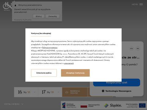 Klimczok hotel Beskidy