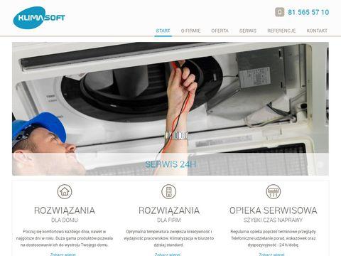 Klima-soft.pl odgrzybianie klimatyzacji Lublin