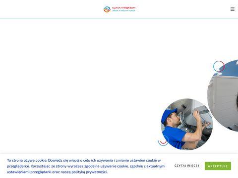 Klima-Premium klimatyzacja Warszawa centrum