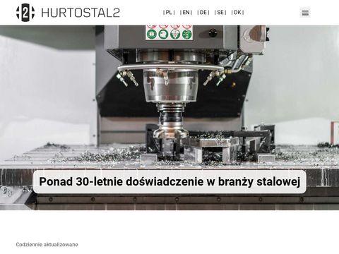 Hurtostal 2 stal Szczecin
