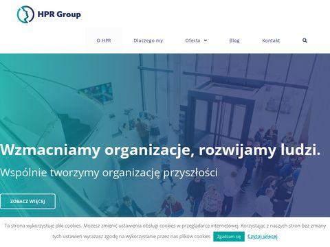 Hprgroup.pl - firmy szkoleniowe Warszawa