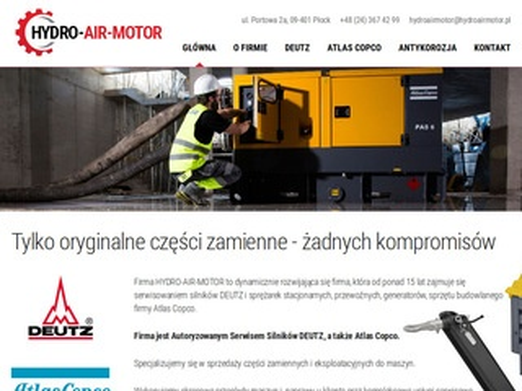 Hydro-Air-Motor Adamiak Grzegorz