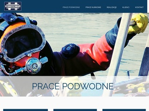 Hydrotechnika.info prace podwodne